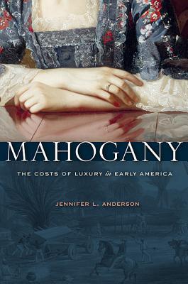 Mahogany By Anderson, Jennifer L.